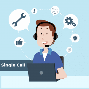 Telefonata di consulenza tecnica Single Call 300x300