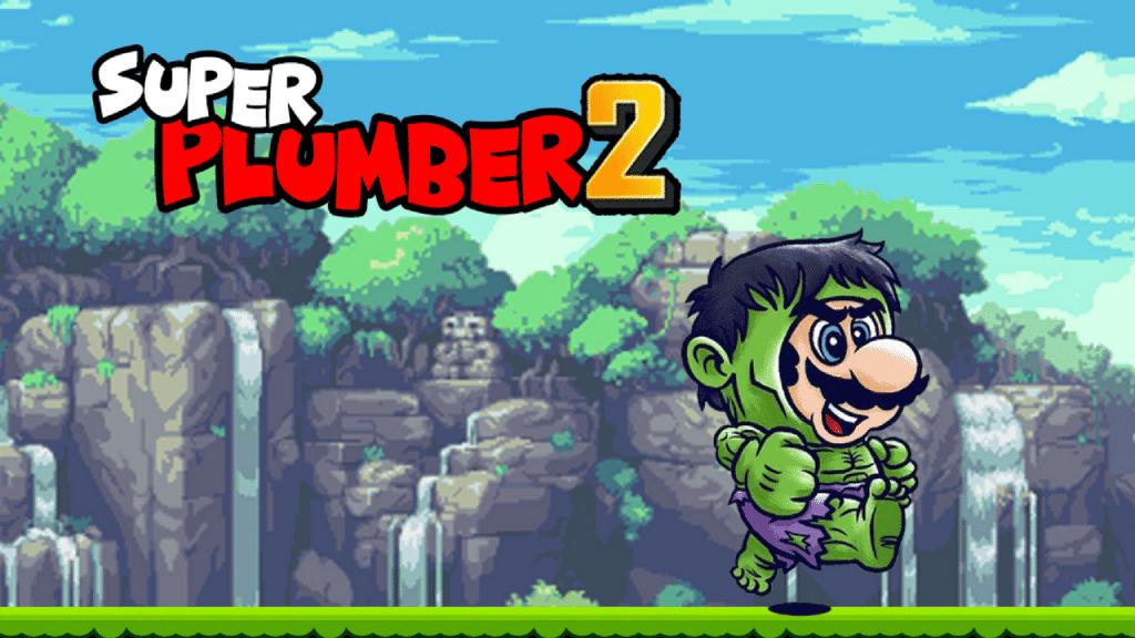 Super Plumber 2 super plumber 2 Gioco di Gianluca Gentile 1024x576