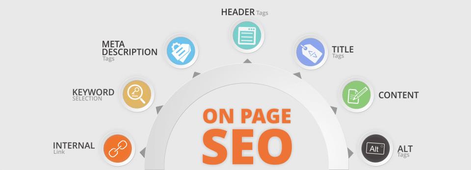 seo on page Seo on page per migliorare la struttura del proprio ecommerce Seo on page 960x347