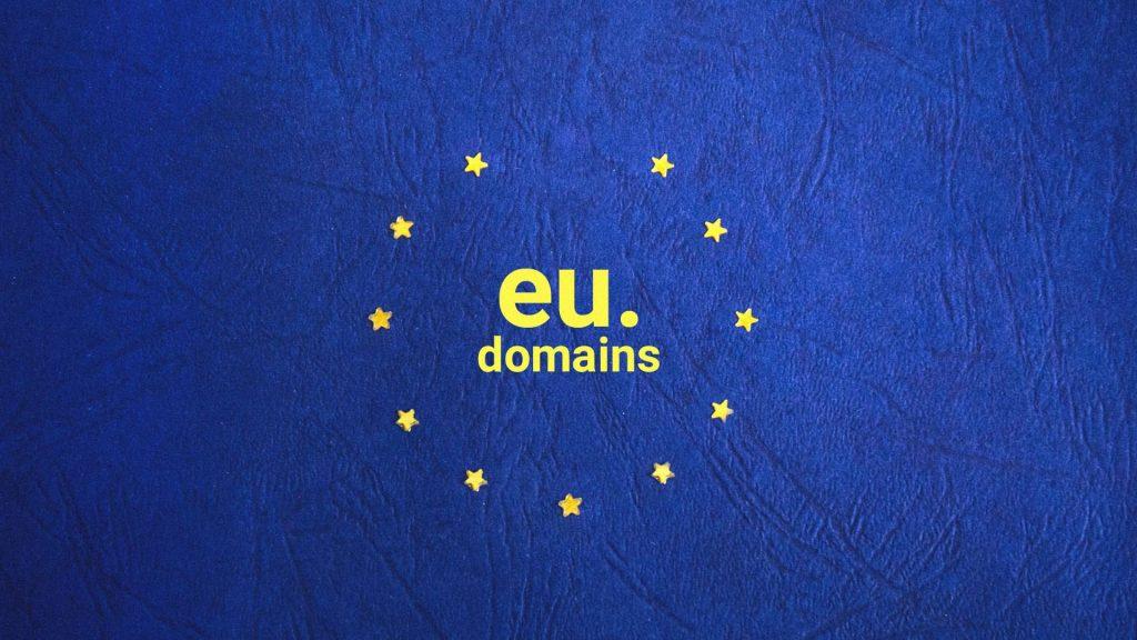 registrare un dominio eu